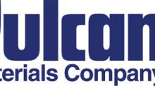 Vulcan Materials to Webcast Aggregates Day 2019
