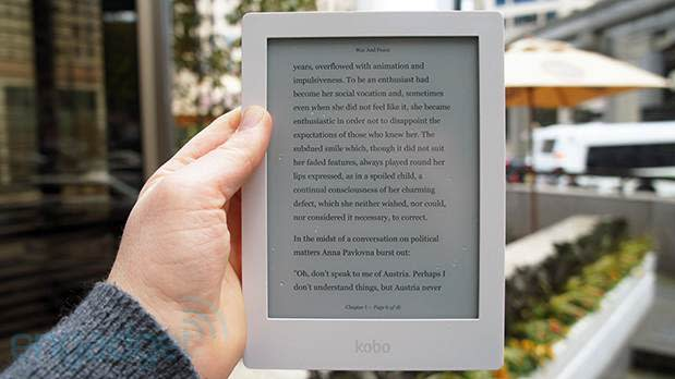 Kobo Aura HD review: a high-end e-reader with 'niche' written all over it