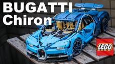 台幣萬元即可入主BUGATTI Chiron!?|Chiron LEGO 開箱組裝
