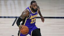 LeBron James leads Los Angeles Lakers to 2-1 series lead