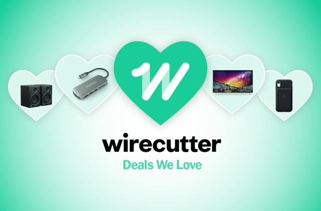 Wirecutter's best deals: Mackie CR3 computer speakers drop to $67