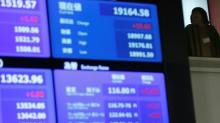 Asian shares flat, still on track for winning week