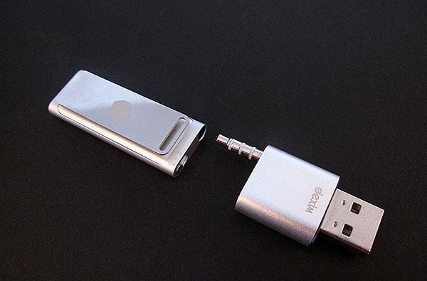 Dexim's Shu-Lip for your third-gen iPod shuffle spotted in the wilds of the internet