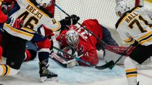 Veteran goalies getting their shot in Stanley Cup playoffs