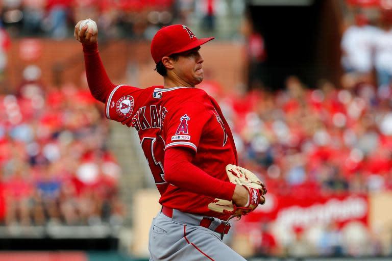 Tyler Skaggs death: Los Angeles Angels pitcher dies aged 27
