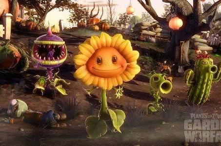 Plants vs. Zombies: Garden Warfare review: Give peas a chance