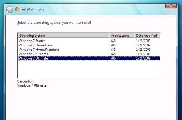 Windows 7 SKUs announced: your worst nightmare has come to pass