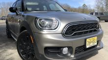 Mini Cooper S E Countryman All4: a plug-in that needs more charge