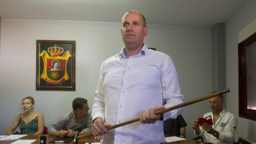 El único edil de Vox en Zamora, alcalde de Roales con el apoyo de PP y PSOE