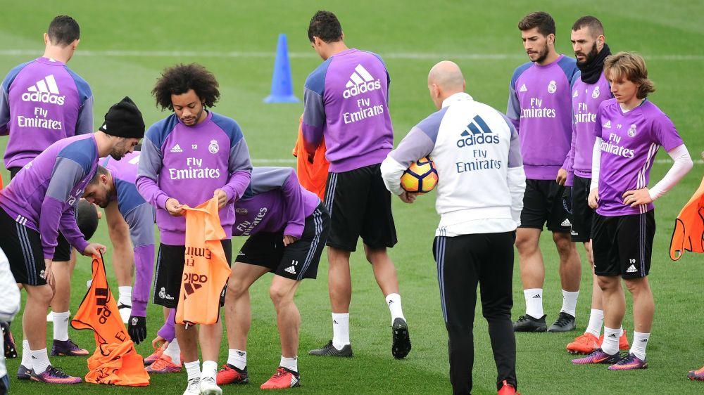 Controles antidoping en el Real Madrid