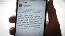 La Casa Blanca desafía a Twitter al volver a publicar el tuit ocultado de Trump
