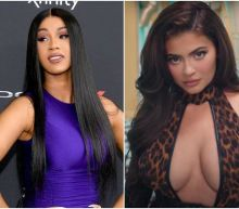 'Not everything is about race': Cardi B responds after fans petition for Kylie Jenner to be removed from 'WAP' video