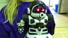 Students' best bots battle it out at Manitoba Robot Games