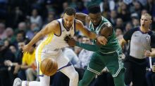 The Celtics prove ready for a fight in a comeback statement win over the Warriors