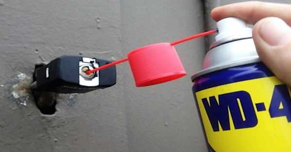 The One WD40 Trick You Won't Know