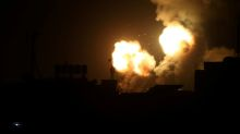 Israeli jets strike Islamic Jihad targets in Syria and Gaza: Israeli military