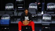 Toronto Raptors guard Kyle Lowry diagnosed with left ankle sprain
