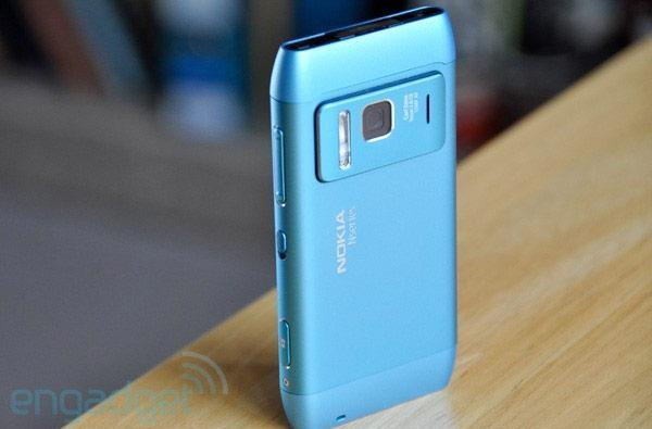 How would you change Nokia's N8?