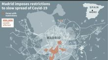 Madrid to extend virus restrictions to more areas