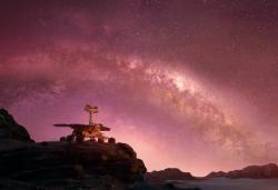 Amazon's 'Good Night Oppy' will tell the story of NASA's Opportunity Mars rover