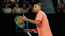Kyrgios says 'slim to no chance' of playing French Open