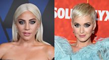 Lady Gaga tweets love for Katy Perry after messages calling her 'mean' go public: 'These are old texts'