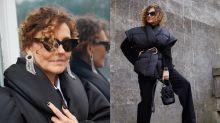 Renia Jaz, la 'instagrammer' que nos inspira con sus estilismos pasados los 50