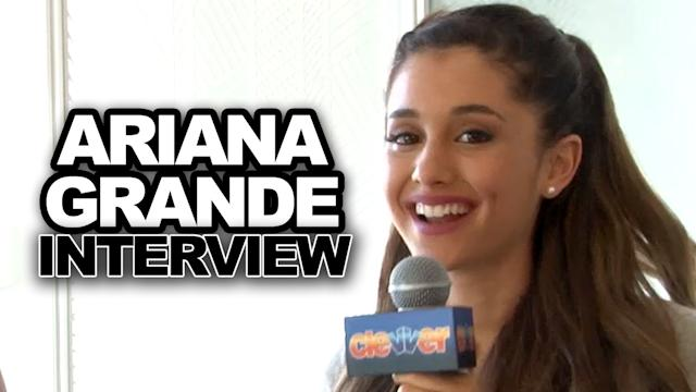 Ariana Grande Talks 'Yours Truly,' Tour & Fashion - Exclusive Interview