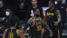 Hot shooting from LeBron James and Lakers ices Trail Blazers in blowout