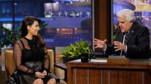 Kim Kardashian Says She Chose to Name Daughter North After Jay Leno Made a Joke About It