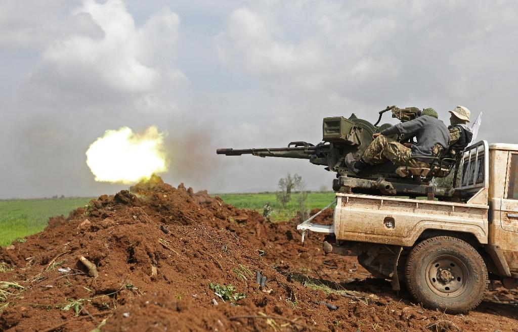 Turkish troops and allied Syrian rebels are now just a few miles from the northern Syrian town of Afrin