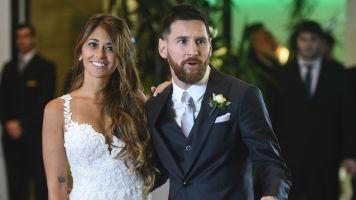 Antonella Roccuzzo salió a bancar a Messi en plena ola de rumores