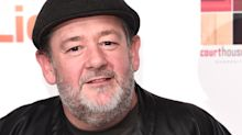 Johnny Vegas explains how Madonna helped him quit smoking 60 cigarettes a day