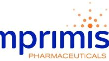 Imprimis Pharmaceuticals Announces First Quarter 2018 Results
