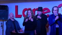 Watch Micky Dolenz perform for the first time with the New Monkees... and with Catherine Bach