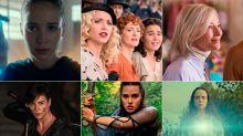 Termina 'Las chicas del cable', vuelve 'The Umbrella Academy' y llega 'Maldita': todos los estrenos de Netflix en julio