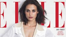 Alicia Vikander is ELLE's September 2017 Cover Star