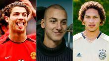 Antes e depois: veja jogadores que mudaram muito com o tempo