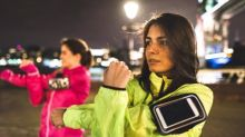 'Defy the winter!': how to exercise after dark