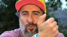 Marcos Mion explica origem das pulseiras que usa em 'A Fazenda'