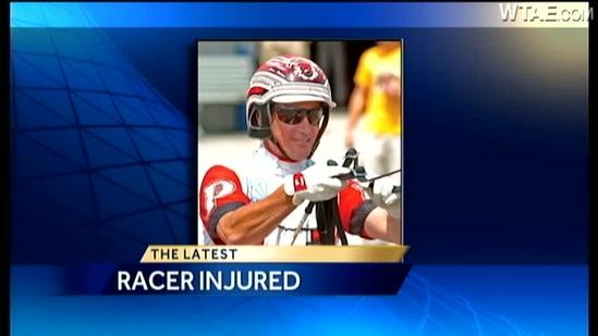 Drivers injured in Meadows Racetrack & Casino chain-reaction horse crash