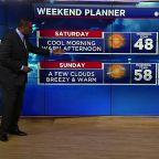 Houston Weather: Amazing weather Easter weekend!