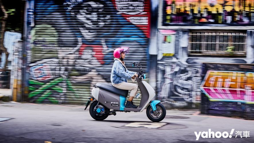 綠牌協奏曲!輕巧短程代步車2021 PGO Ur2 Plus台北城郊試駕! - 13