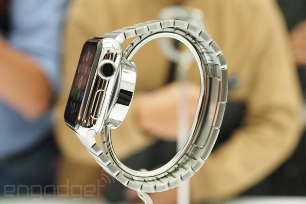 Apple Watch lasts 18 hours on a charge