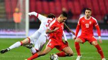 VIDEO. Ligue des nations: Mitrovic rate complètement sa panenka face au Monténégro