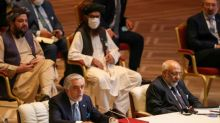 'Truly momentous' talks open between Taliban, Afghan government