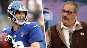 Giants GM defends paying Eli, trading OBJ