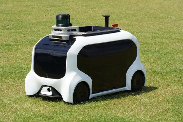 Toyota Field Support Robot