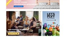 You can now shop for IKEA furniture and home decor online in Singapore
