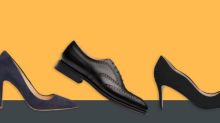 All heel and no sole: has lockdown put an end to the under-desk shoe?